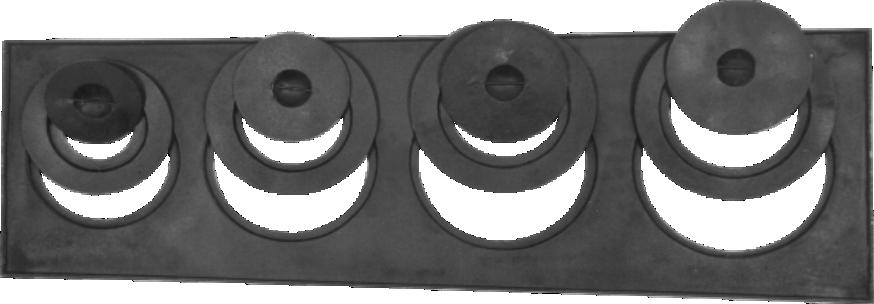 Kit Forno Ferro Chapa 4 F Gaveta Registro E Kit Chaminé N03  - Panela de Ferro Fundido