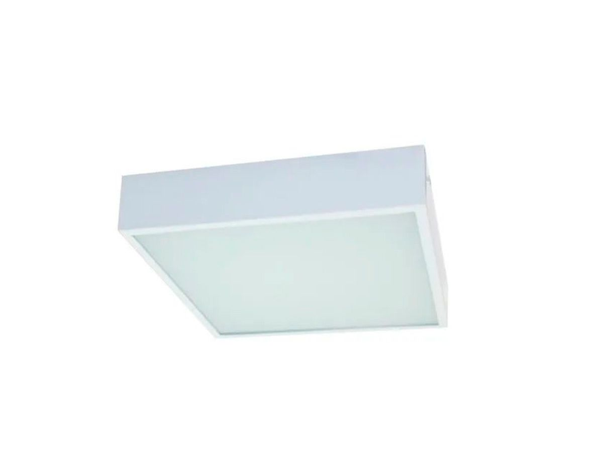 Plafon Teto Parede Direct P de Sobrepor Alumínio e Vidro  - Panela de Ferro Fundido