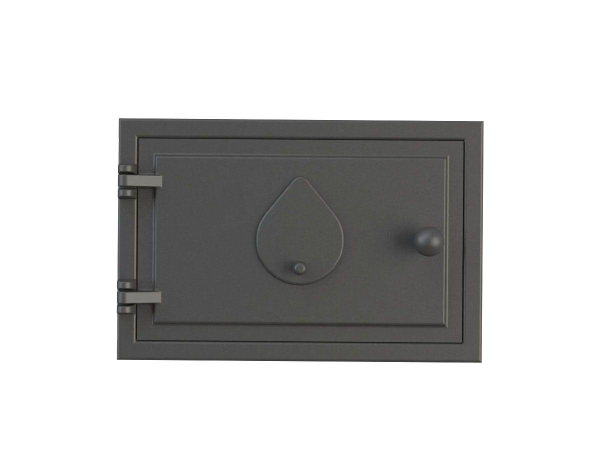 Porta Cinzeiro/fornalha Em Ferro Libaneza 18,5x31,5 Cm  - Panela de Ferro Fundido