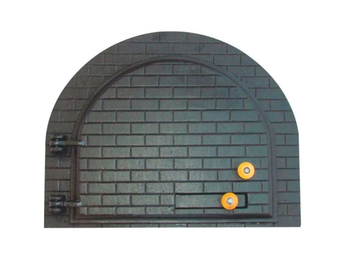 Porta Para Forno Igloo 80 - Medidas 53x32cm  - Panela de Ferro Fundido