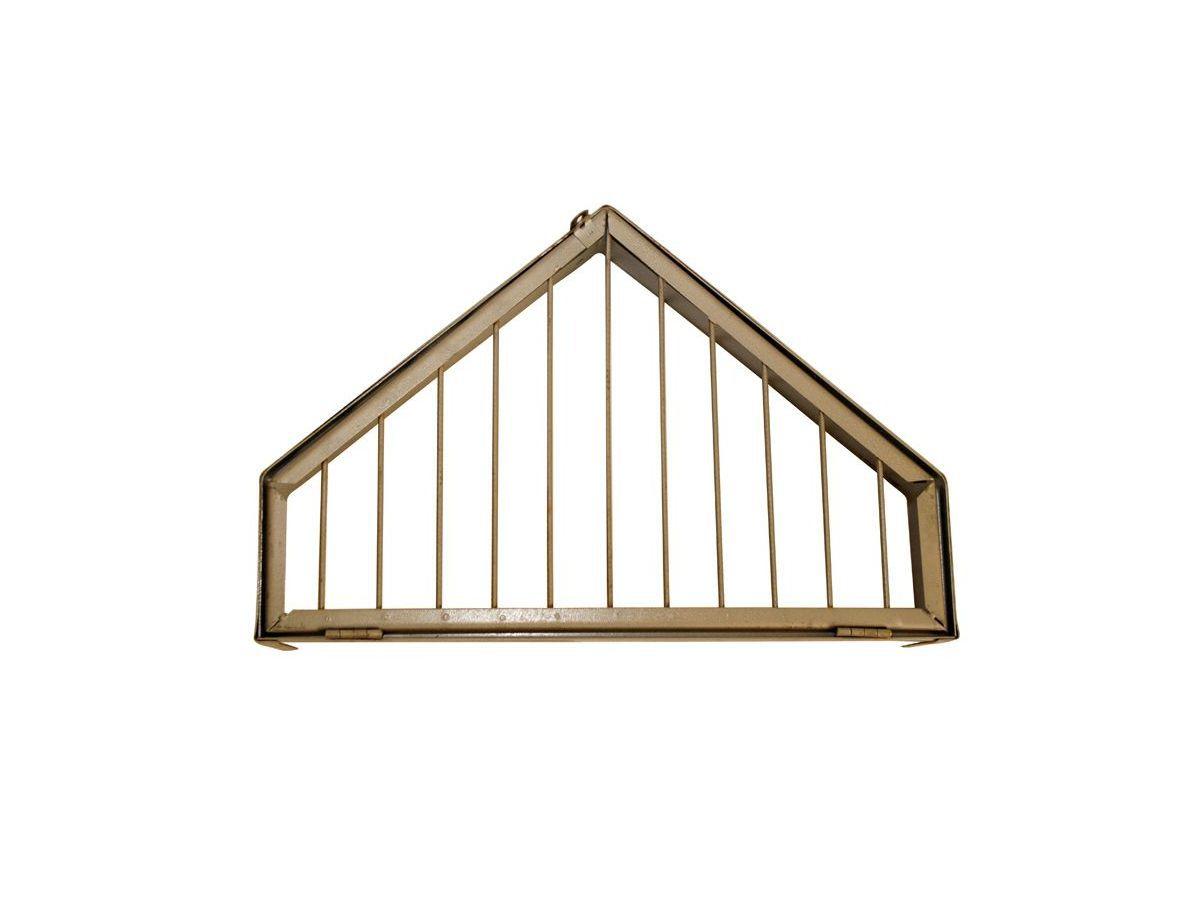 Proteção Hidrômetro Modelo Triângulo (demae) 50x33x11cm  - Panela de Ferro Fundido