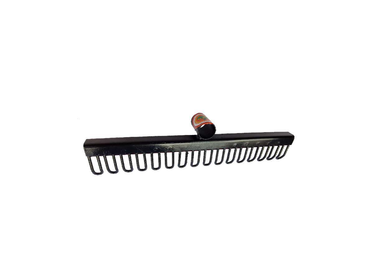 Rastelo  Reforçado Para Café 16 Dentes 36x6,5cm  - Panela de Ferro Fundido