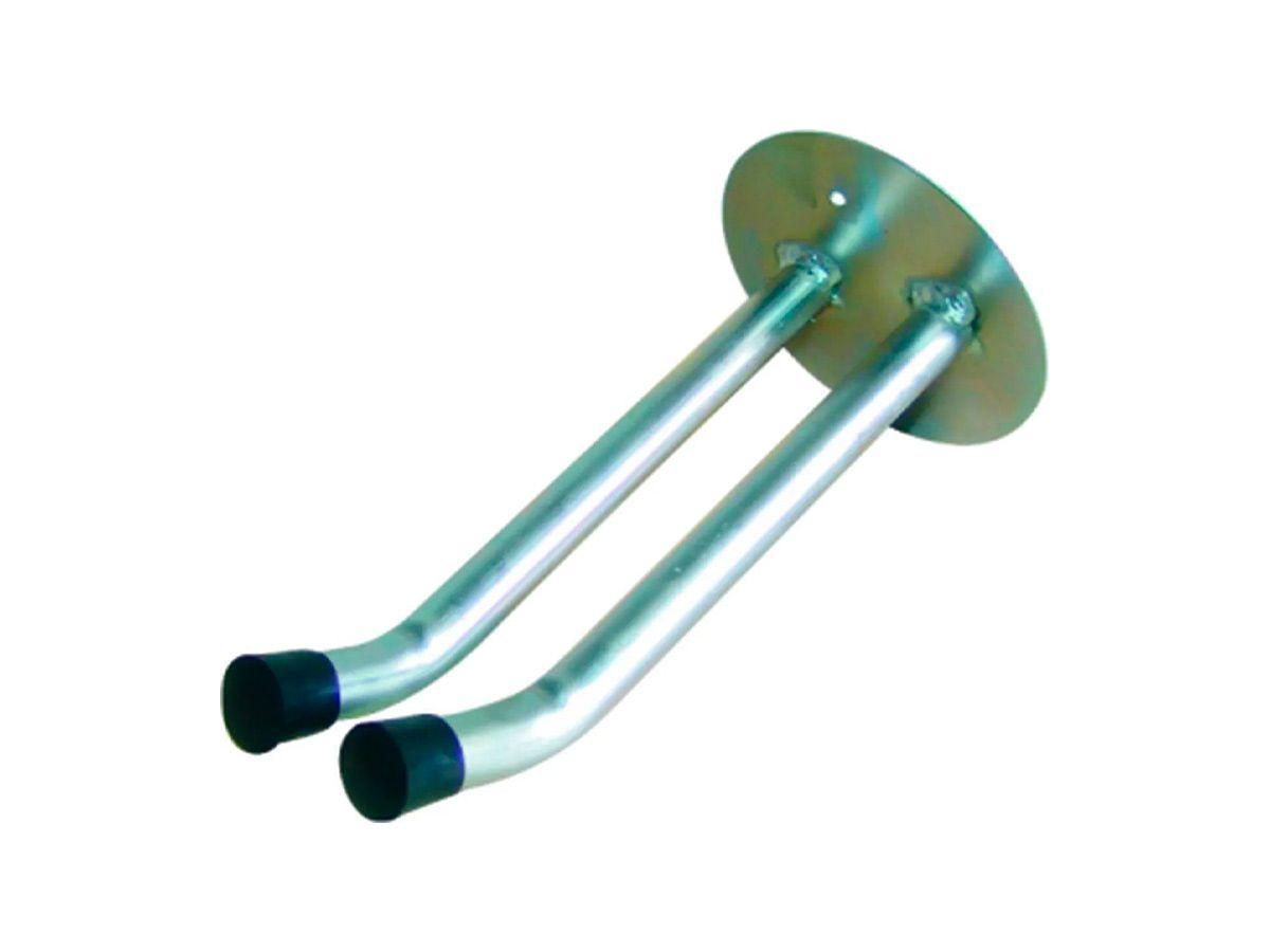 Suporte Organizador para Vassouras e Rodos Simples  - Panela de Ferro Fundido