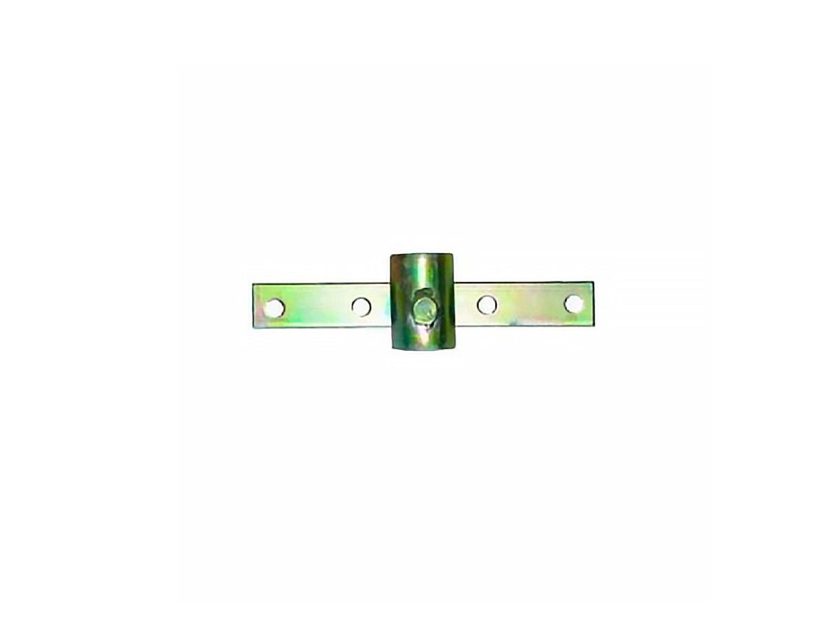 Suporte para Antena Simples Tubo 1/4  - Panela de Ferro Fundido