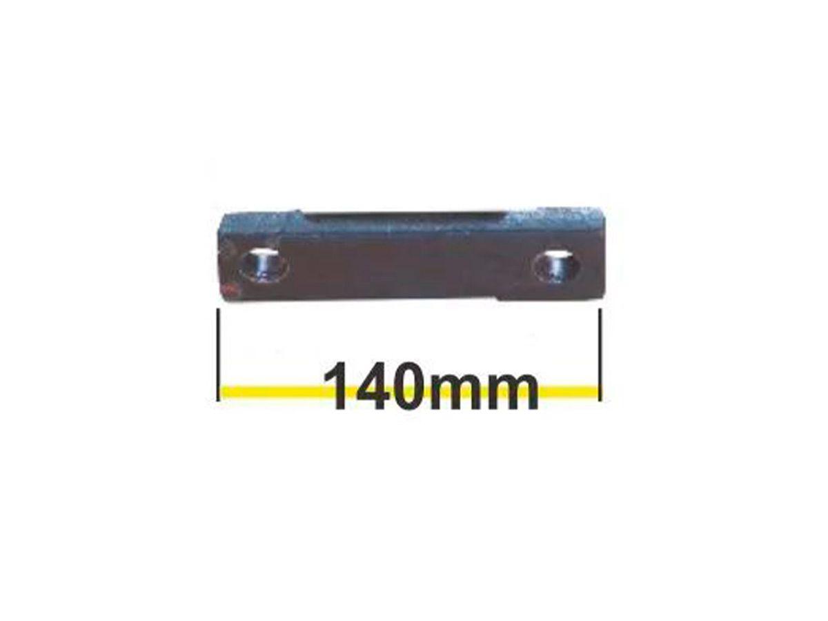 Tarugo para Grampo 5/8 de Carrocerias 140mm