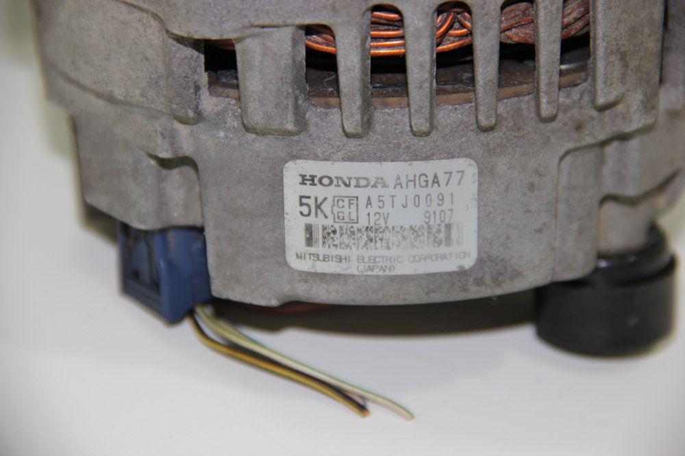 ALTERNADOR HONDA FIT 1.4 2009