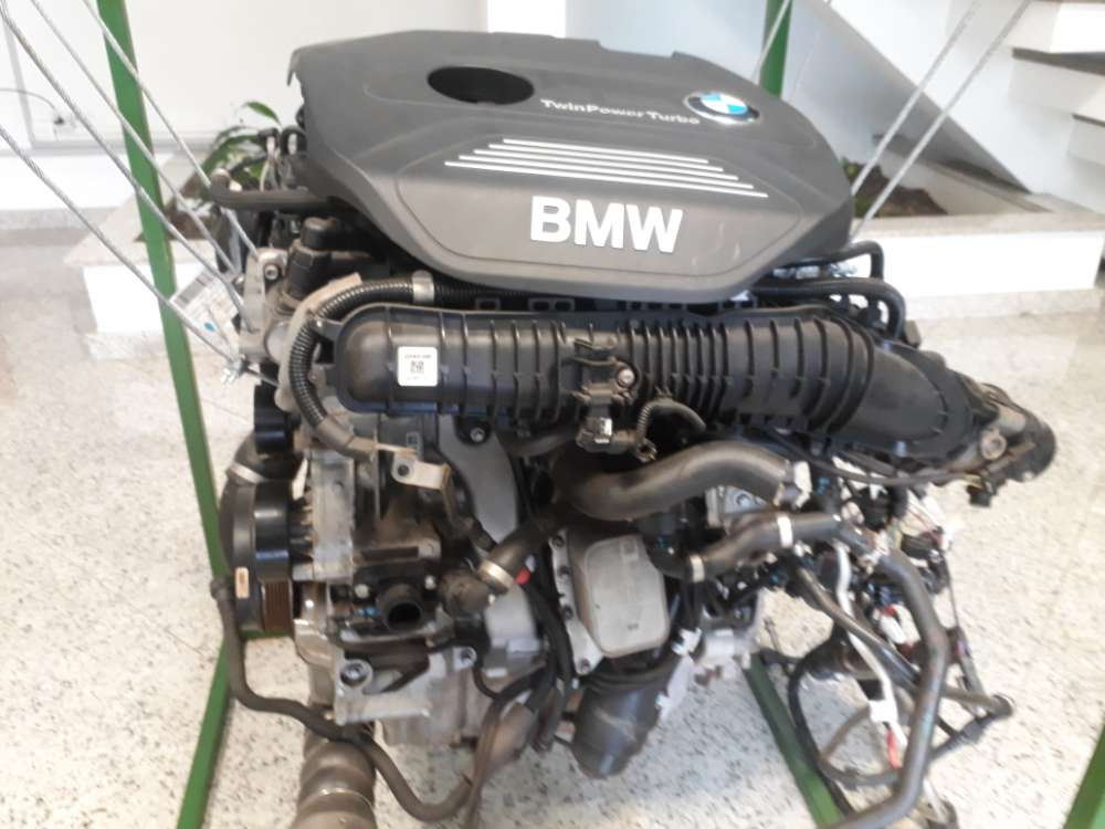 MOTOR COMPLETO 1500 ATE 2499CM BMW X1 2.0 2017