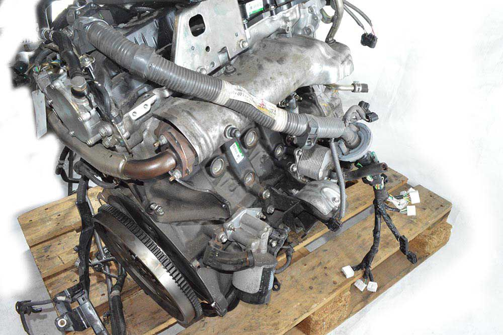 MOTOR COMPLETO 2500 ATE 3499CM TOYOTA HILUX 2.8 2017