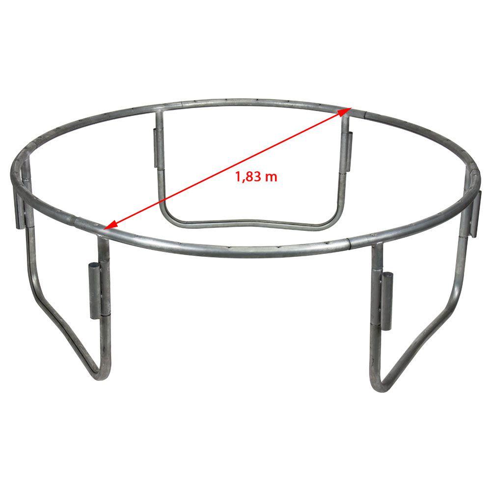 Estrutura para Cama Elástica de 1,83 m Canguri