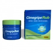 CIMEGRIPE RUB 30 GRAMAS