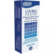 COLIRIO TEUTO 20ML