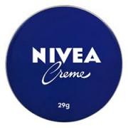CREME NIVEA 29G LATA