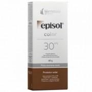 EPISOL COLOR FPS 30 PELE MORENA MAIS 40G