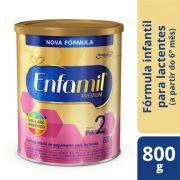 Fórmula Infantil Enfamil Premium 2 800g