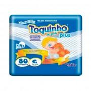 FRALDA TOQUINHO PLUS G C/80