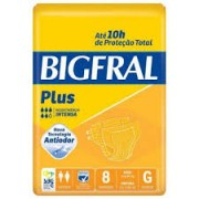 FRDALDA GERIATRICA BIGFRAL PL.G C/8