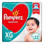 FRDALDA PAMPERS SUPERSEC XG C/22
