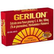Gerilon caixa com 30 comprimidos