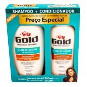 KIT NIELY GOLD CONDICIONADOR+SHAMPOO POS QUIMICA