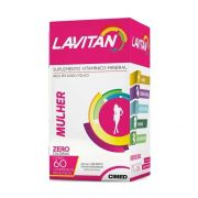 Lavitan A-Z Mulher com 60 capsulas