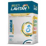 Lavitan Multi Homem com 30 comprimidos
