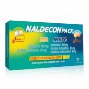 NALDECON NOITE 4 COMPRIMIDOS CAIXA COM 50 UNIDADES