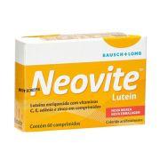 Neovite Lutein com 60 comprimidos