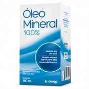 OLEO MINERAL CIMED 100ML