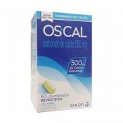 OsCal 500MG 60 COMPRIMIDOS