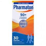 PHARMATON 50+ COM 30 CAPSULAS