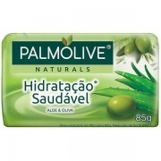 SABONETE PALMOLIVE HIDRATAÇÃO SAUDÁVEL 85G