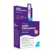 SORO FISIOLOG.C/10UN 5ML ADV