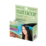 TINTURA  NATUCOR 1.0 PRETO NAT.INT