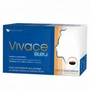 Vivace Bleu Antioxidante 30Cps Gelatinosas