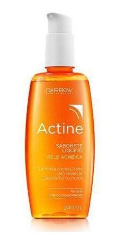 Actine Sabonete Líquido 240mL - Darrow