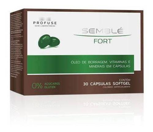 Semblé Fort C/ 30 Cápsulas