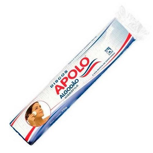 ALGODAO APOLO 70G DISCO