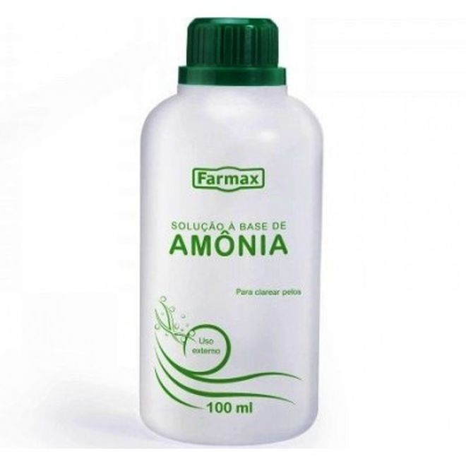AMONIACO 100ML FARMAX