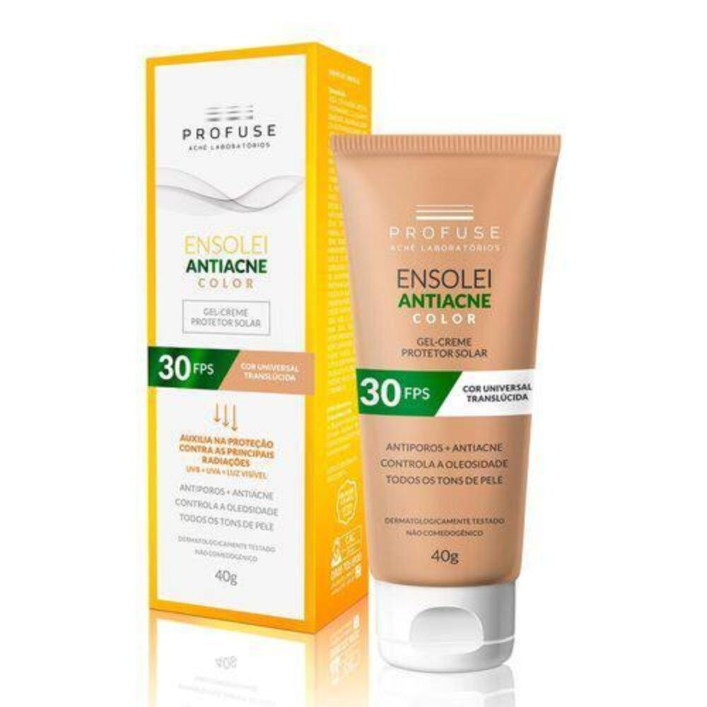 Antiacne Color Profuse Ensolei Fps30 40g