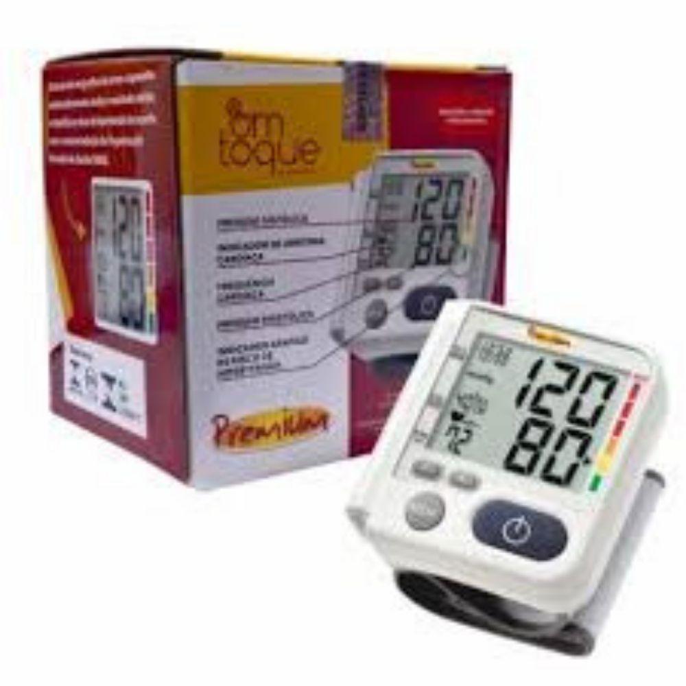 Aparelho de Pressão Digital Automático de Pulso - LP200 - Premium