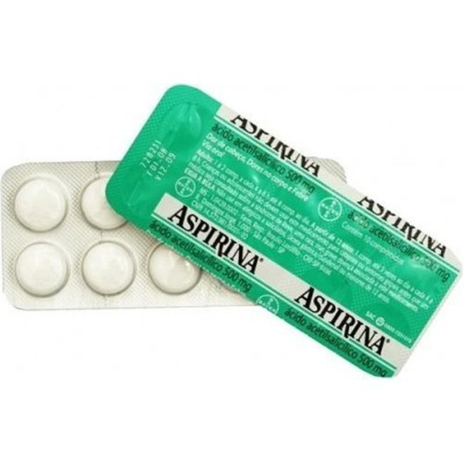 ASPIRINA C EFERV 2'S CX C/ 50