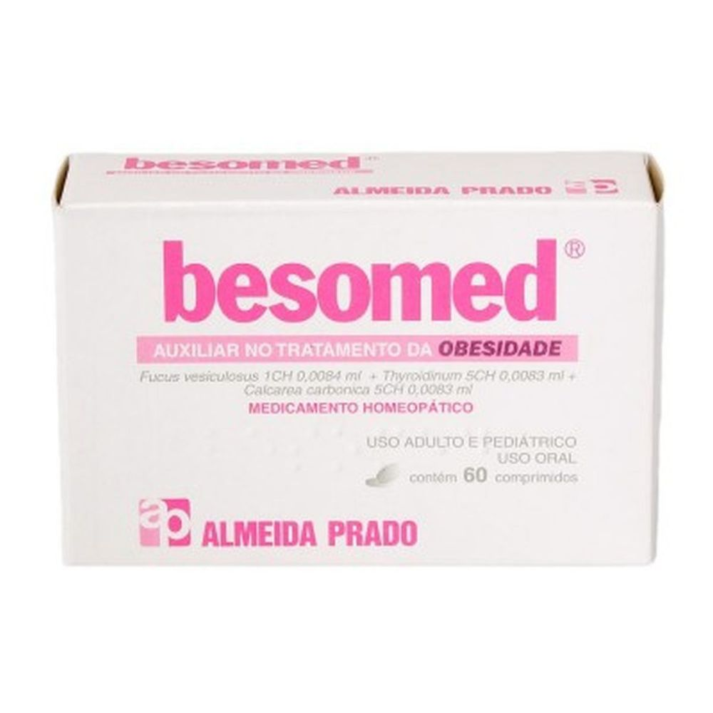 Besomed - 60 Comprimidos