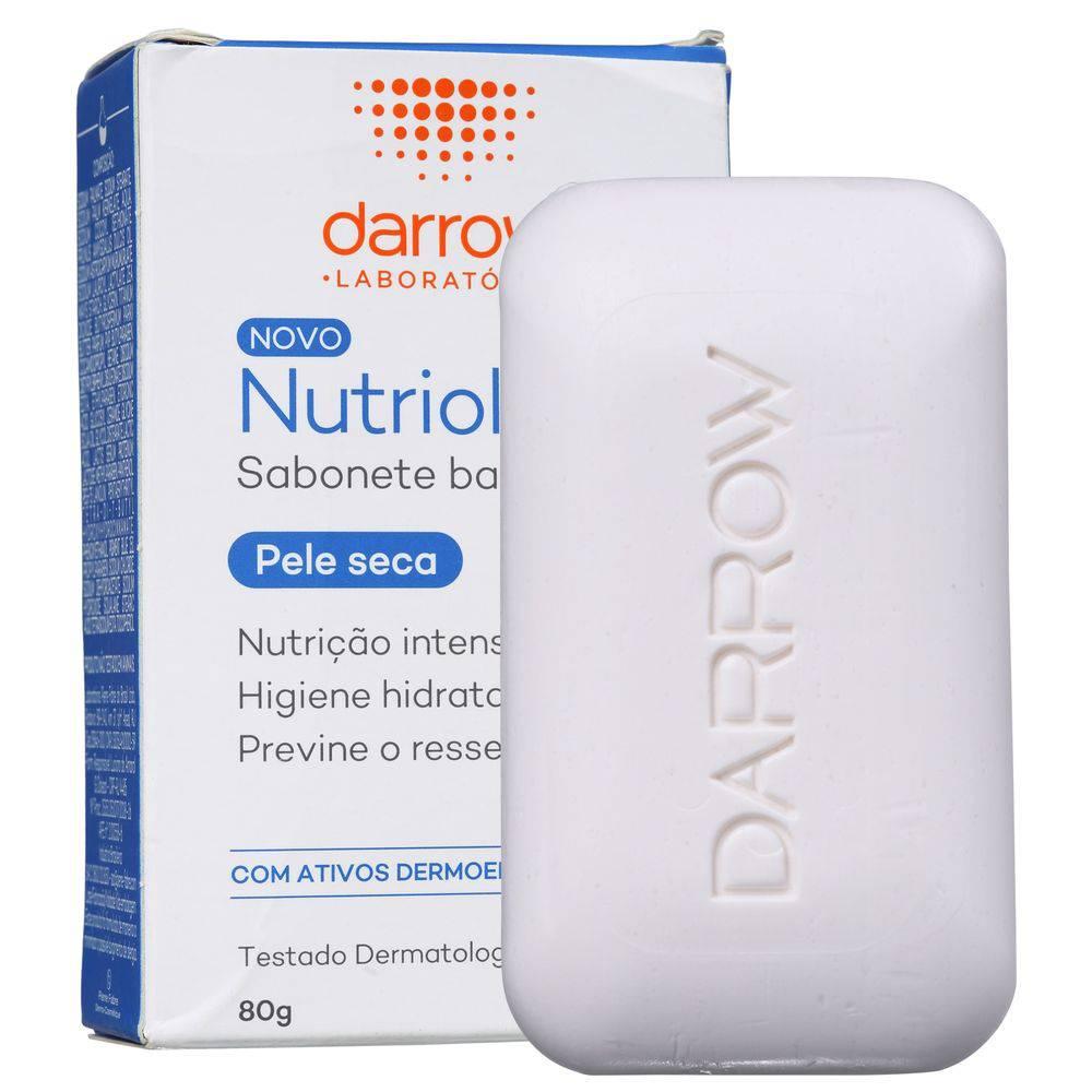 Darrow Nutriol - Sabonete Em Barra 80g