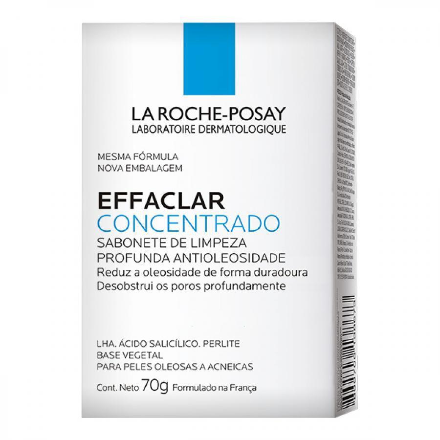 EFFACLAR SABONETE CONCENTRADO 70G