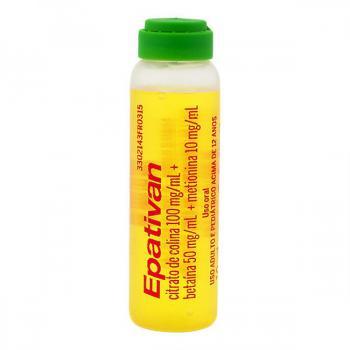 EPATIVAN FLACONETE C/1 CX C/ 48 FLACONETES