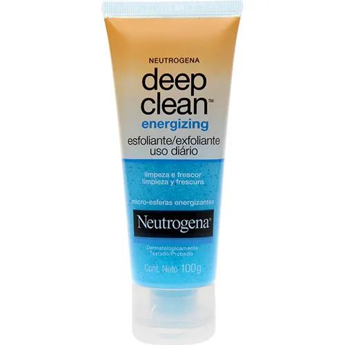 Esfoliante Neutrogena Deep Clean Energizing 100g