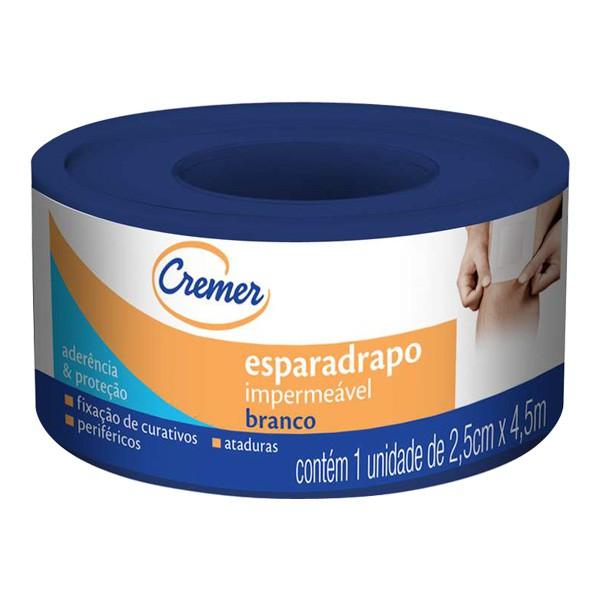 ESPARADRAPO CREMER IMPERM 25X4,5