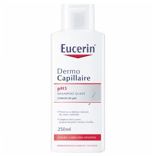 Eucerin Ph5 Shampoo Dermocapillaire 250ml