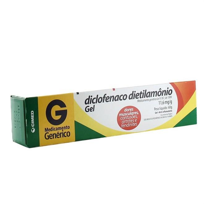 Diclofenaco de Dietilamonio 60g Onefarma