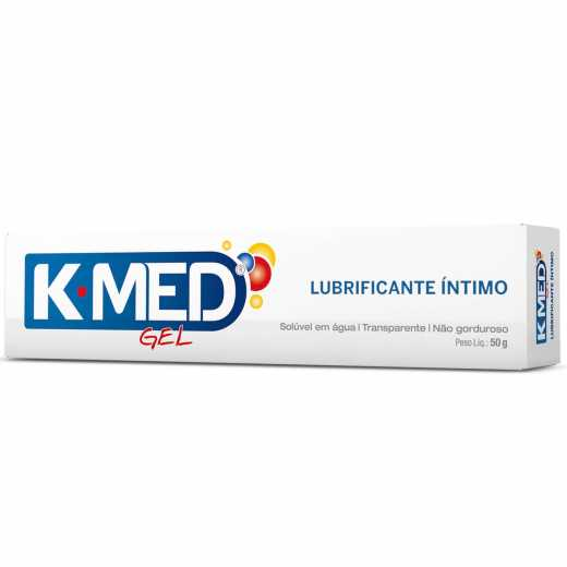 K-MED LUBRIFICANTE INTIMO CIMED 50G